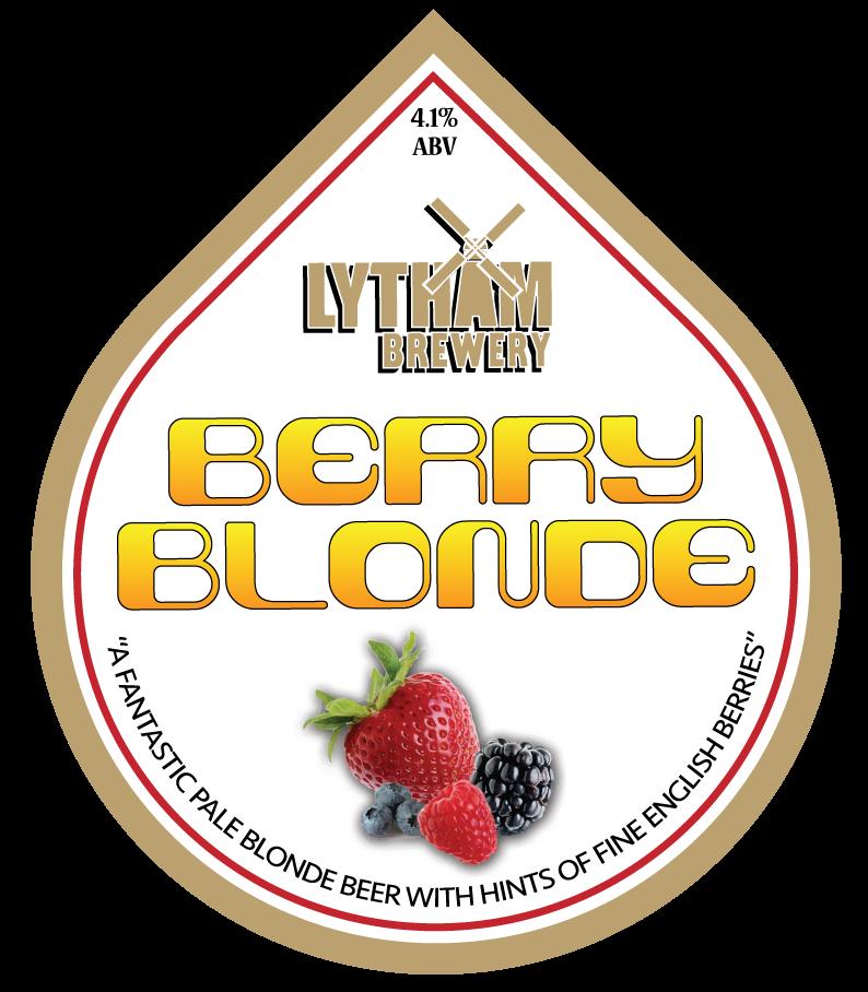 Berry Blonde 4.1%
