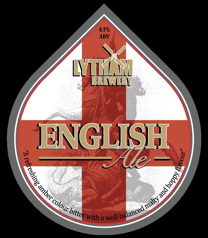 English Ale 4.1%