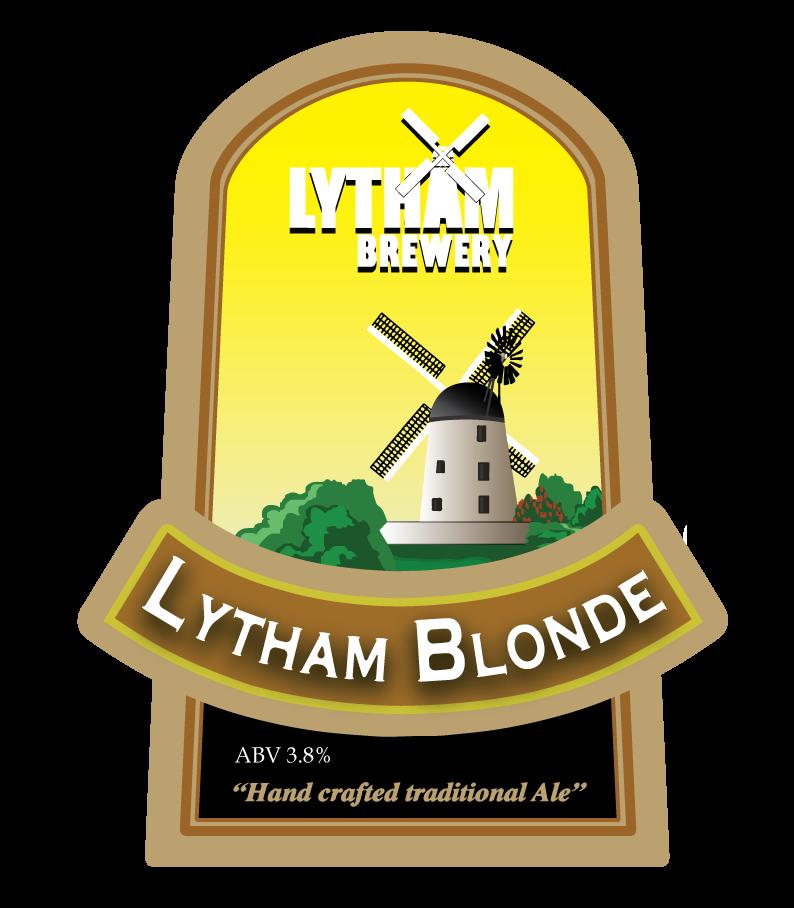Lytham Blonde 3.8%