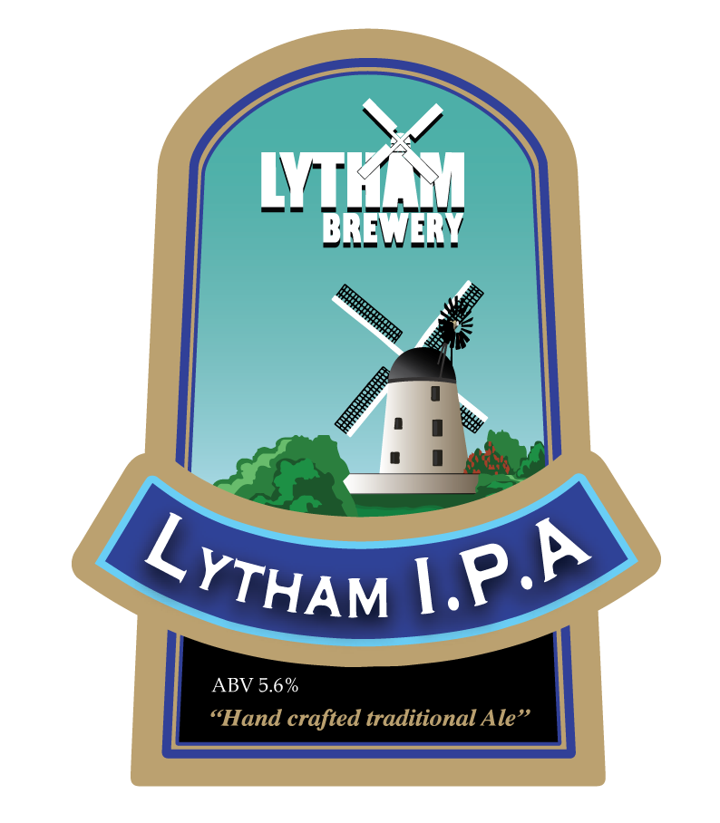 Image result for lytham brewery IPA