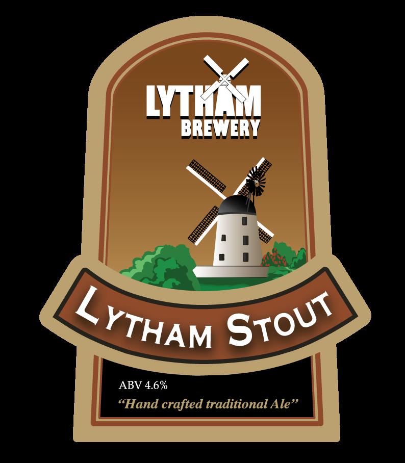 Lytham Stout 4.6%