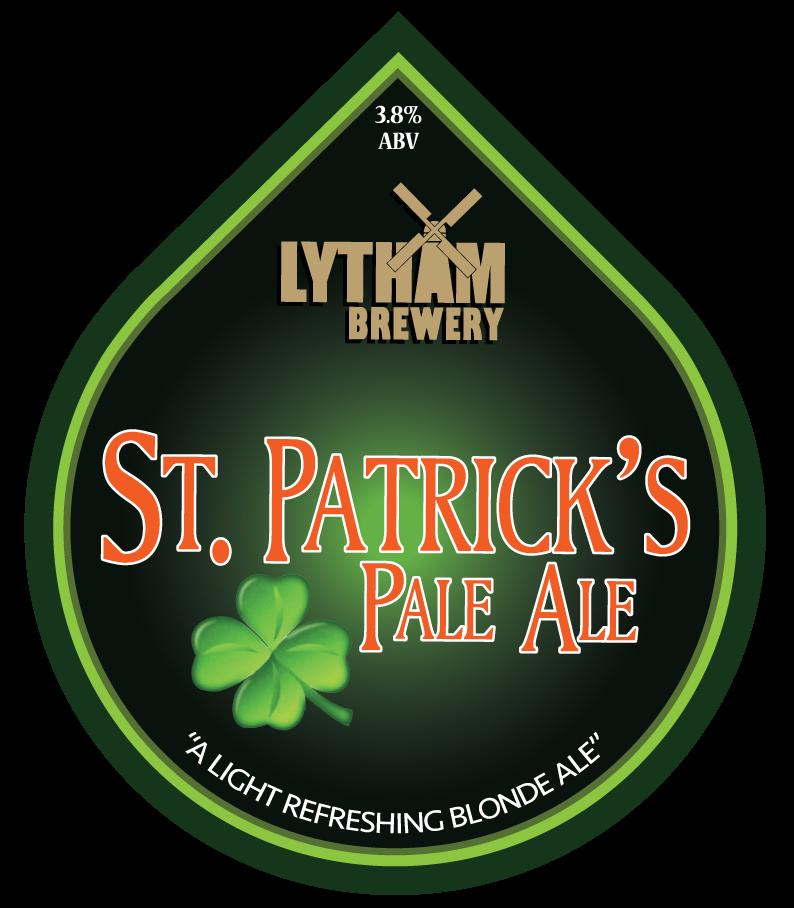 St Patricks Pale Ale 3.8%